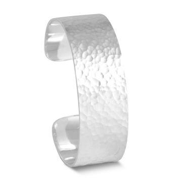 Nina Nguyen Designs Hammer Med 20mm Silver Cuff