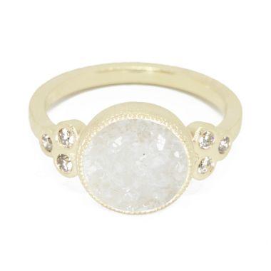 Nina Nguyen Designs Chloe  Gold Ring